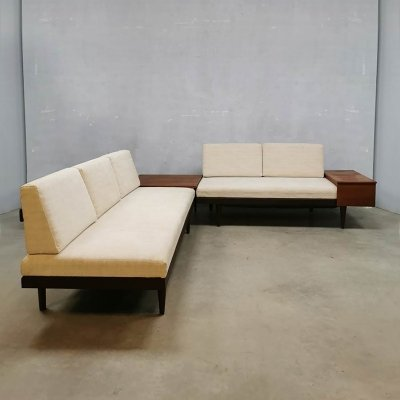 Scandinavian design daybed & sofa by Ingmar Relling, 1960s