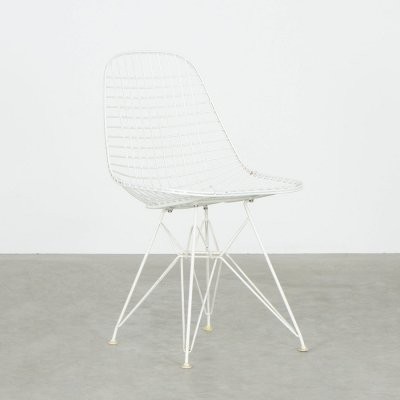 10 x DKR dining chair by Charles & Ray Eames for Herman Miller, 1970s