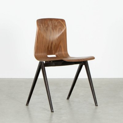 70 x S22 dining chair by Galvanitas, 1970s