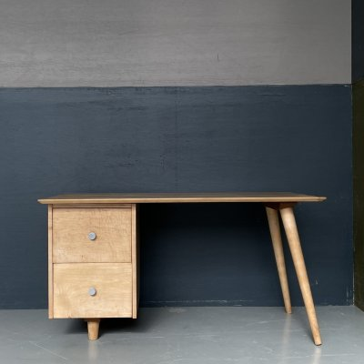 Planner Group writing desk by Paul McCobb for Winchendon, 1950s