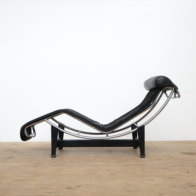 LC 4 lounge chair by Le Corbusier for Cassina, 1970s