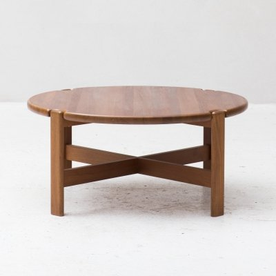 Coffee table by Niels Bach, Denmark 1970