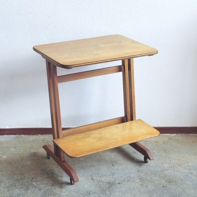 Vintage serving trolley or plant table