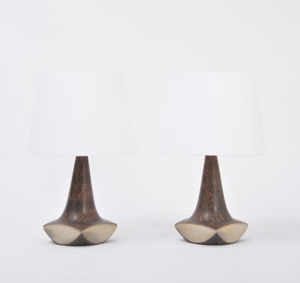 Pair of Danish Midcentury table lamps by Marianne Starck for Michael Andersen