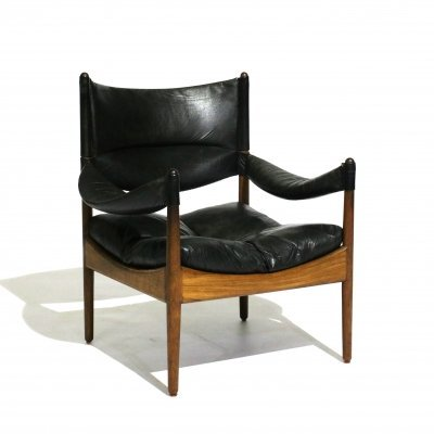 Modus Lounge Chair by Kristian Solmer Vedel, 1960s