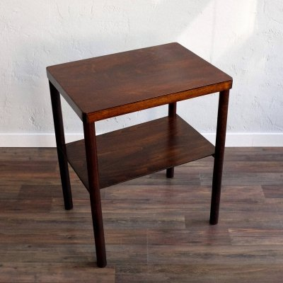 Wooden side table, 1920s