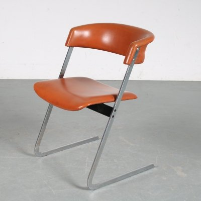 1960s Side chair by Thereca, Netherlands