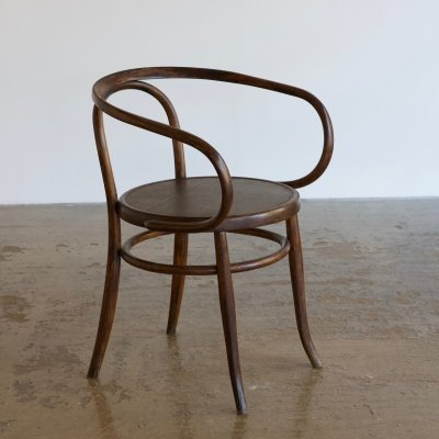 Bentwood ribbon armed chair, 1920s