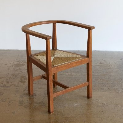 Arts & crafts chair, 1920s