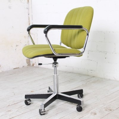 Height adjustable Office Chair, 1970s