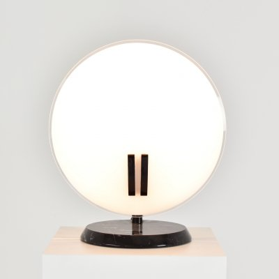 Table lamp by Bruno Gecchelin for Oluce, Italy 1980's