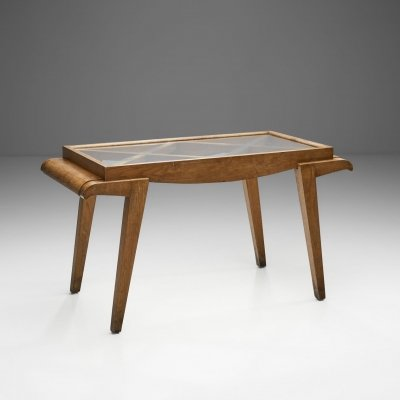 Maxime Old Coffee Table, France 1940s