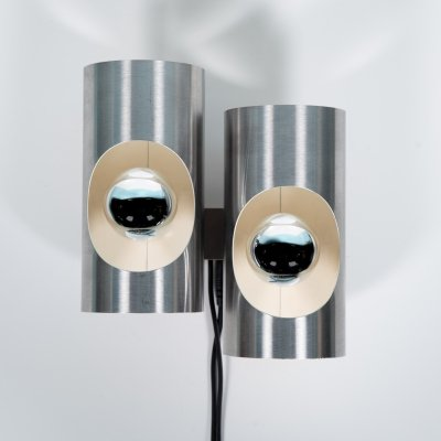 Space age wall light, 1960s