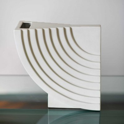 Vase Y 31 serie Yantra by Ettore Sottsass, 1990
