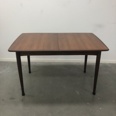 Extendable Mid-Century Dining Table, 1960s