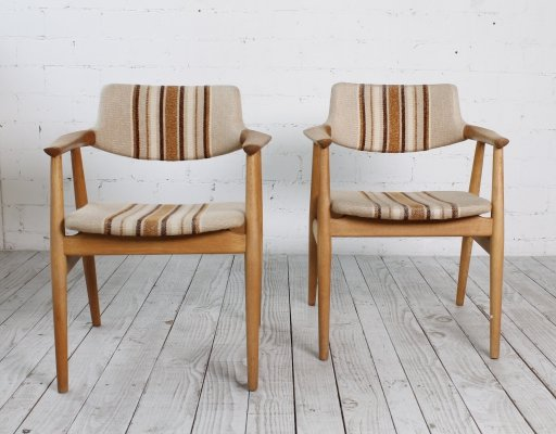 Set of 2 Armchairs by Svend Aage Eriksen for Glostrup, 1960s