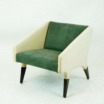 Italian Midcentury Parco dei Principi Lounge Chair by Gio Ponti for Cassina