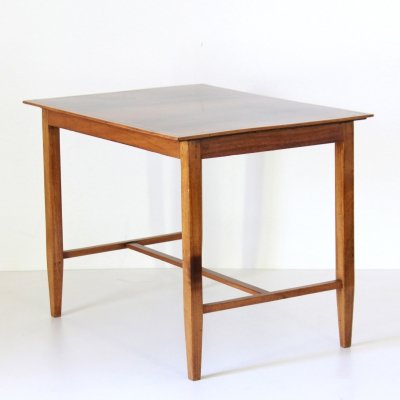 1940s solid wood coffee table