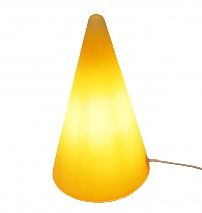 Teepee table lamp by SCE France, 1970s