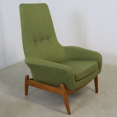 Bovenkamp chair by Arnold Madsen & Henry Schubell, 1960s