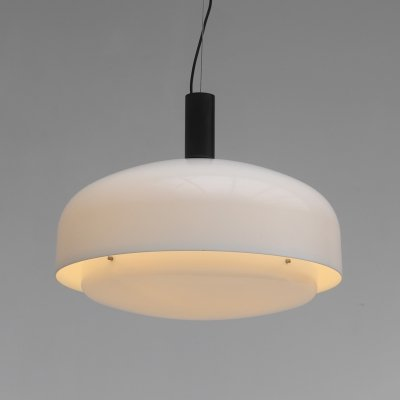 KD62 hanging lamp by Eugenio Gentili Tedeschi for Kartell, 1960s