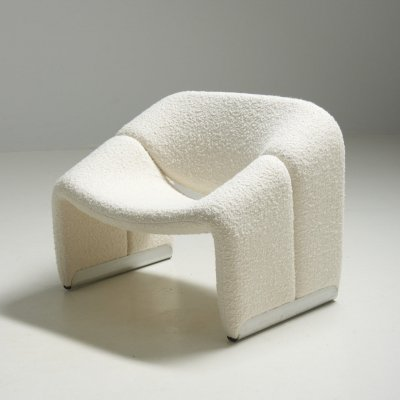 The 'Groovy' or 'M' Chair by Pierre Paulin for Artifort, Netherlands 1970's