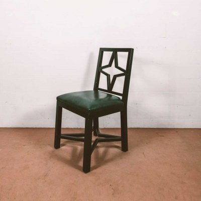 10 x vintage dining chair, 1980s