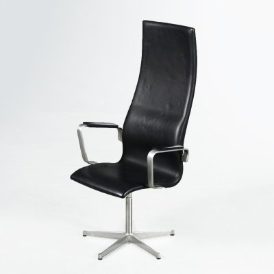 Oxford chair by Arne Jacobsen, 1970s