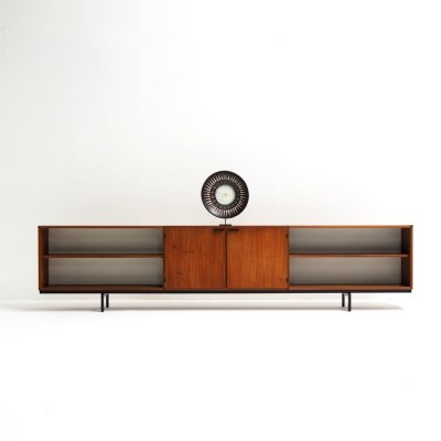 Rare lowboard by Cees Braakman for Pastoe, 1960s