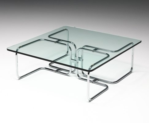 Tucroma Coffee Table by Guido Faleschini for Pace Collection, 1975