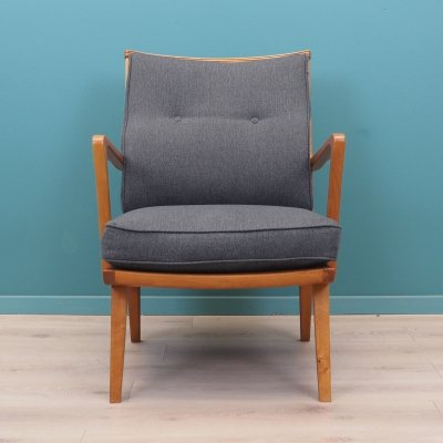 Cherry armchair by Walter Knoll for Knoll Antimott, Germany 1960s