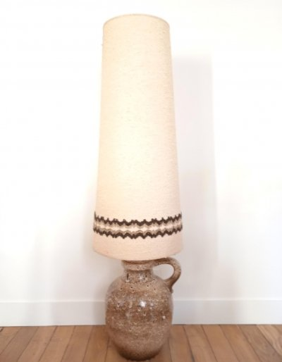 Ceramic lamp from the 70s