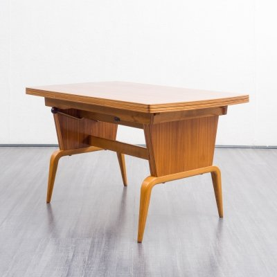 Height adjustable dining/coffee table table, 1950s