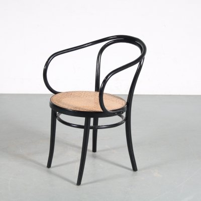 1940s Bentwooden chair commissioned by Le Corbusier for Thonet, France