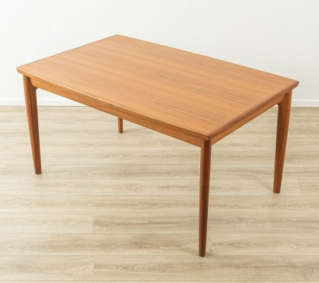 1960s dining table by Grete Jalk