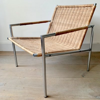 Early SZ01 armchair by Martin Visser for Spectrum, 1960s