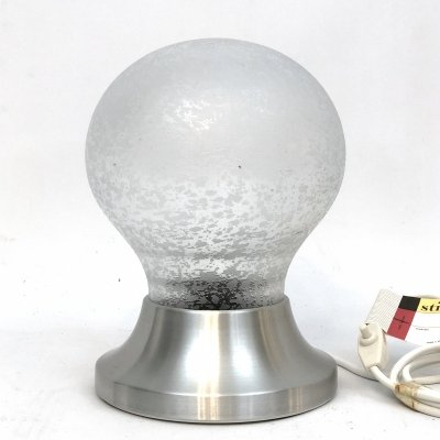 Mid-century 'Brioni' table lamp by Stilux Milano, Labeled 1960s