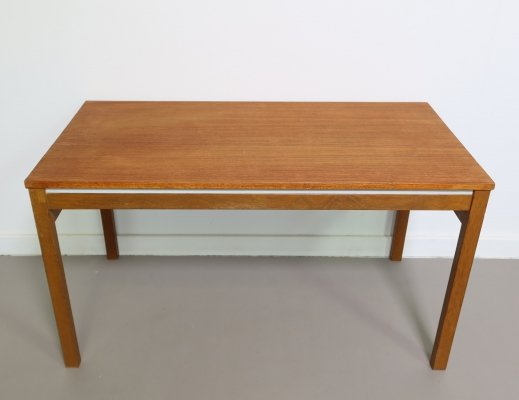 Small teak side table, 1960's