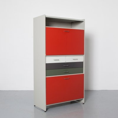 André Cordemeyer for Gispen Wall Unit 5600, 1960s