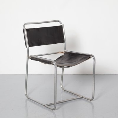 SE18 Chair by Claire Bataille & Paul Ibens for 't Spectrum, 1970s