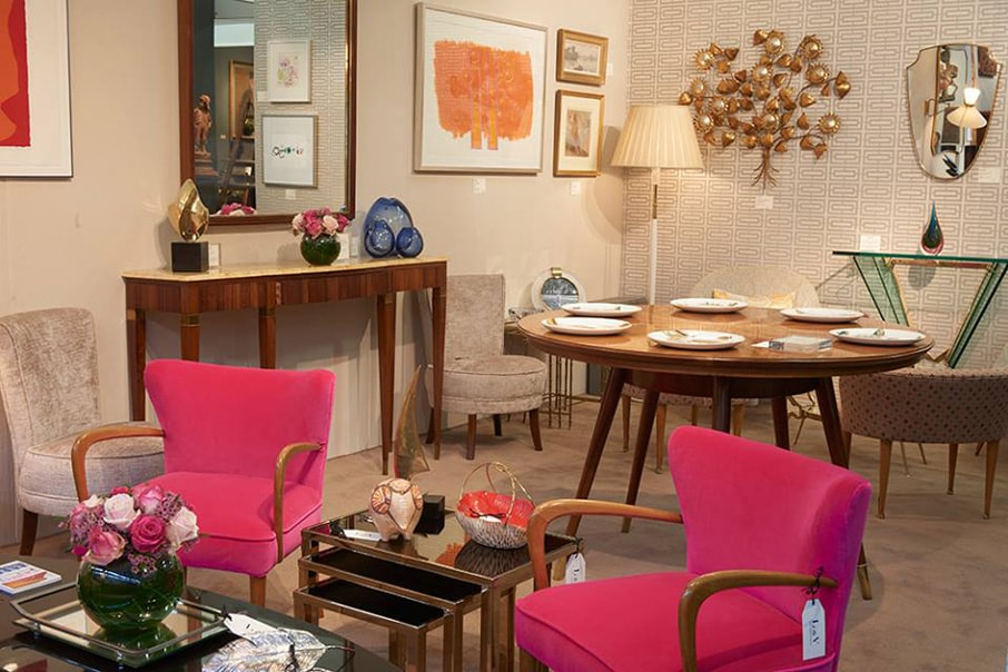 Decorative Antiques & Textiles Fair Spring 2017