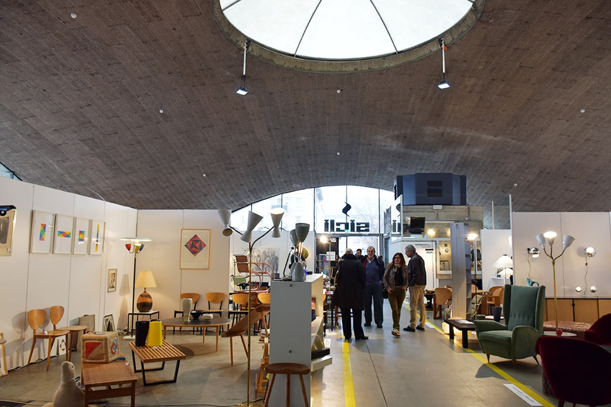 Vintage design trade shows for Salon du design